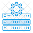 Server Storage Setting Icon