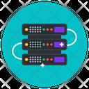 Datacenter Dataserver Storage Data Storage Icon