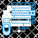 Server Storage Usb Icon