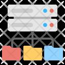 Server Storage Web Icon