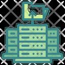 Server Storage Folder Server Storage Icon