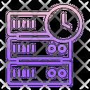 Itime Server Server Time Server Timeout Icon