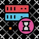 Server Share Database Icon