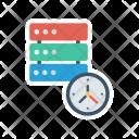 Server Timeout Database Icon