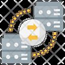 Server Transfer Icon