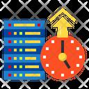 Uptime Internet Digital Icon
