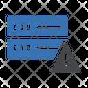 Server Mainframe Warning Icon