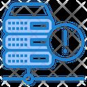 Server Warning Server Alert Warning Icon