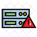 Server Warning Icon