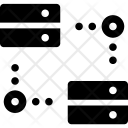 Servers Data Centers Icon