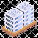 Databanks Datacenter Servers Icon