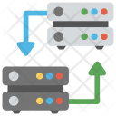 Servers Connected Icon