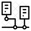 Servers Connection Icon