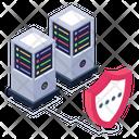 Database Safety Dataservers Security Data Safety Icon