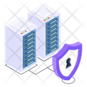 Database Safety Dataserver Security Servers Security Icon