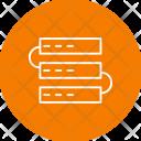 Servers Server Data Icon