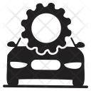 Gear Service Icon