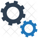 Configuration Gears Options Icon