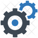 Cogs Gears Machine Icon