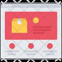 Service Website Box Icon