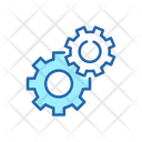 Service Support Cog Icon