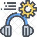 Service Customer Support Support Icon