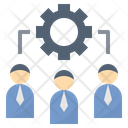 Service Team Assistance Icon
