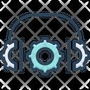 Service Operator Maintenance Icon