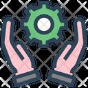 Seo Setup Configuration Icon