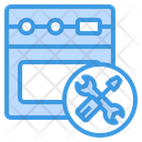 Household Service Device Icon