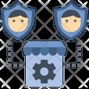 Service Privacy Shop Icon