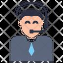 Service Support Operator Icon