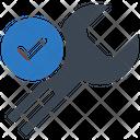 Repair Service Tools Icon