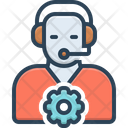 Service Customer Call Icon