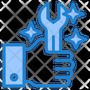 Tool Service Help Icon
