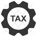 Service Vat Gear Icon