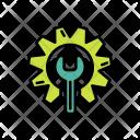 Service Management Maintenance Icon
