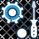 Service Preferences Screwdriver Icon