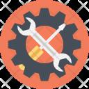Service Configure Settings Icon