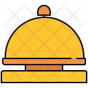 Service Bell Reception Icon