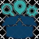 Service Box Seo Service Package Icon