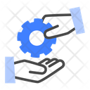 Service Business Expert Icon