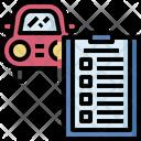 Service checklist Icon