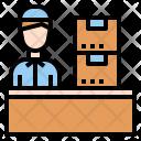 Service Counter Icon