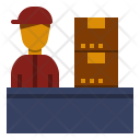 Service counter Icon