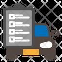 Service Check List Icon