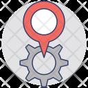 Service Location Map Icon