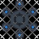 Service Network System Service Icon