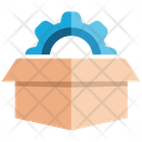 Service Package Package Seo Icon