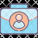 Mservices Portfolio Service Portfolio User Portfolio Icon